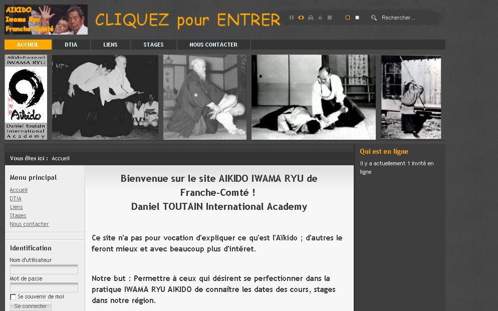 Aikido Franche-Comt�